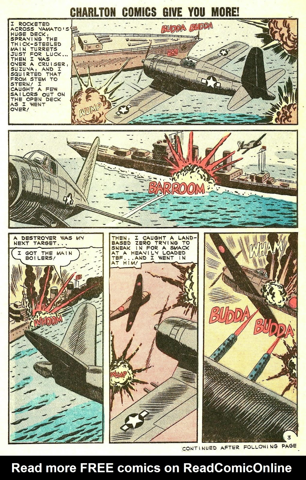 Read online Fightin' Navy comic -  Issue #119 - 5