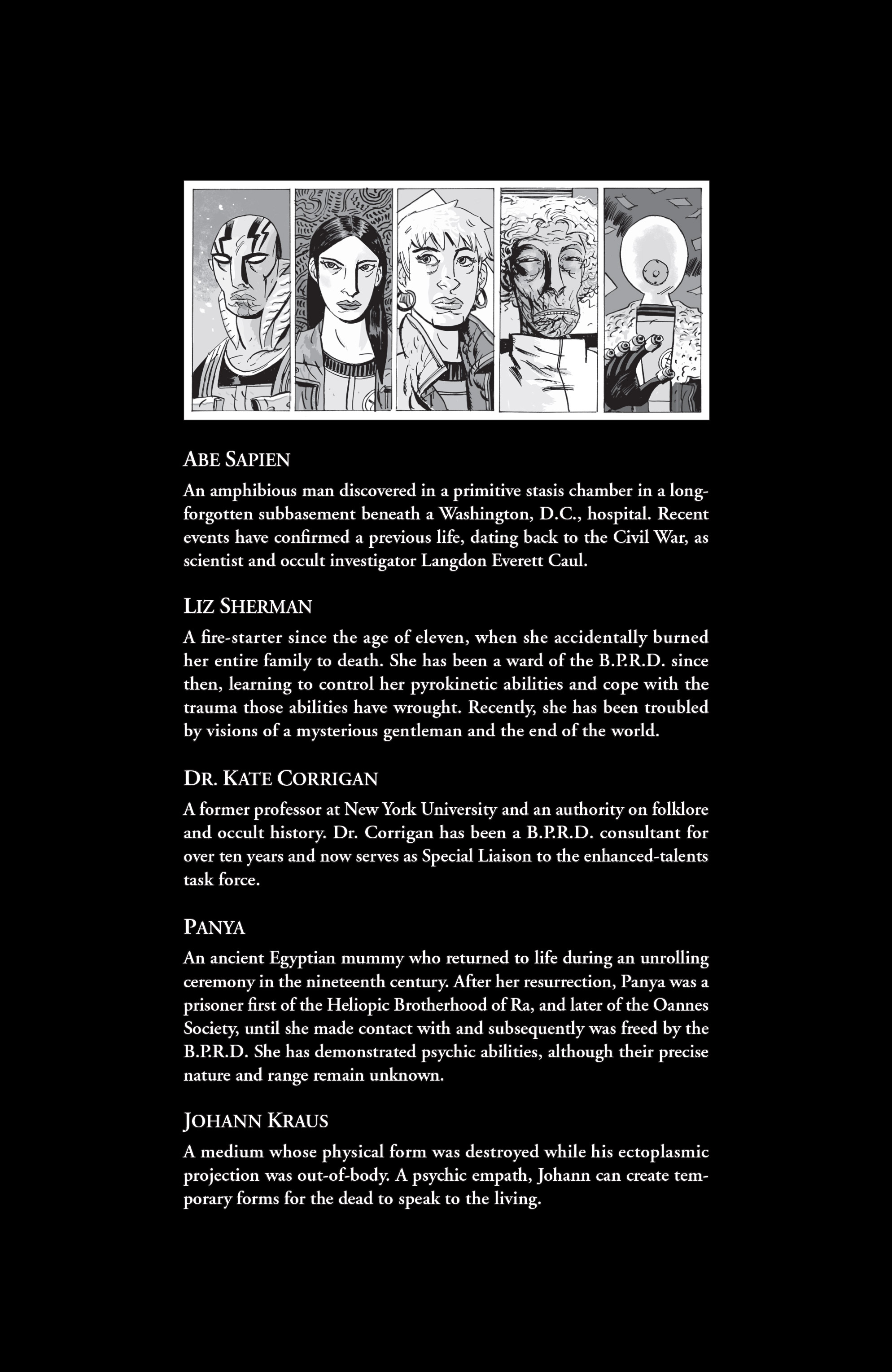 Read online B.P.R.D. (2003) comic -  Issue # TPB 10 - 3