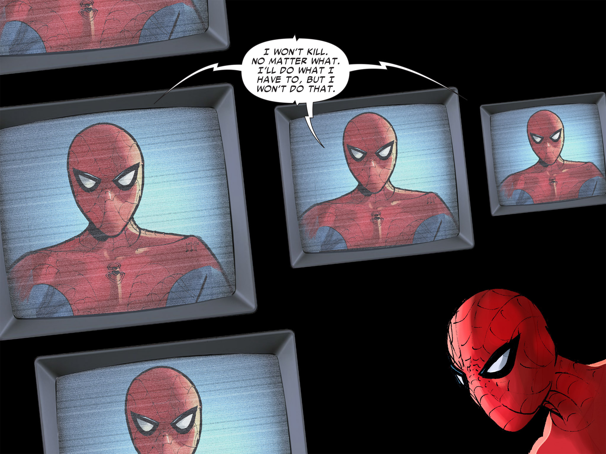 Read online Amazing Spider-Man: Who Am I? comic -  Issue # Full (Part 1) - 182
