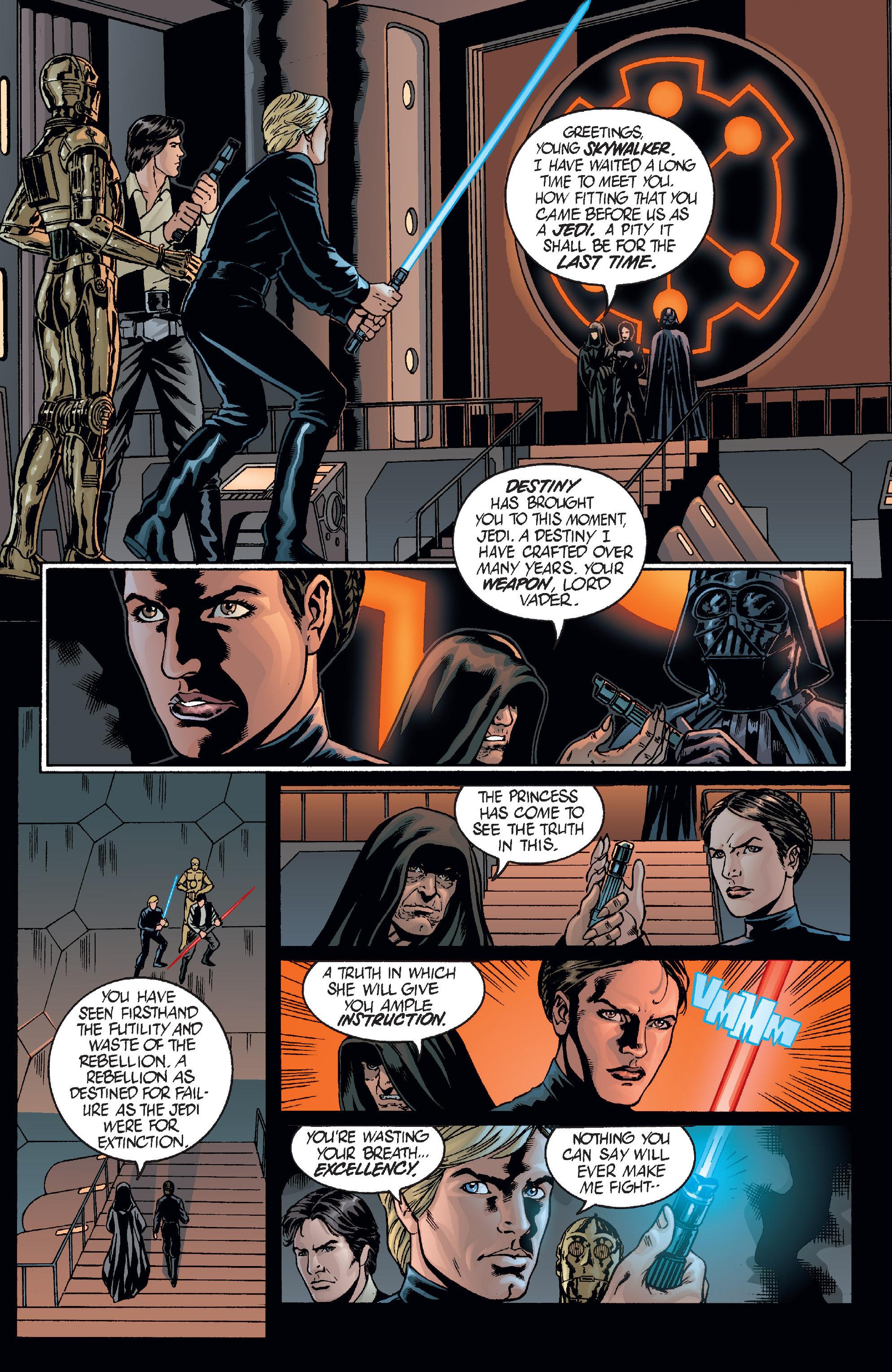 Read online Star Wars Omnibus comic -  Issue # Vol. 27 - 84