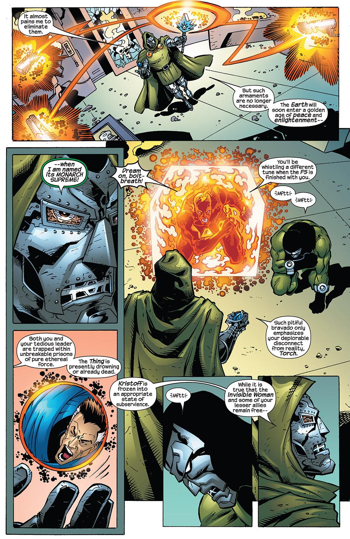 Read online Fantastic Five (2007) comic -  Issue #3 - 5