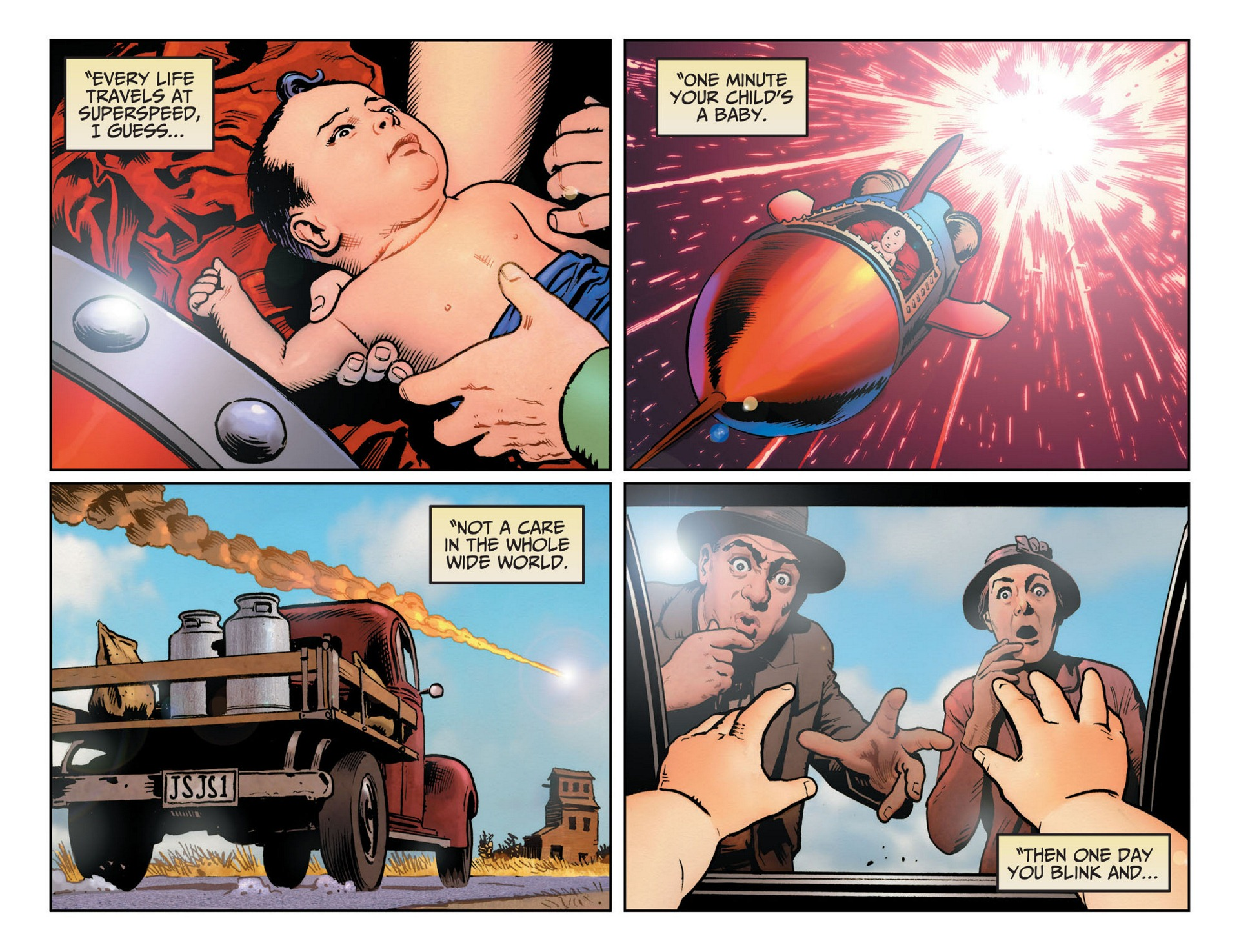 Read online Adventures of Superman [I] comic -  Issue #12 - 3