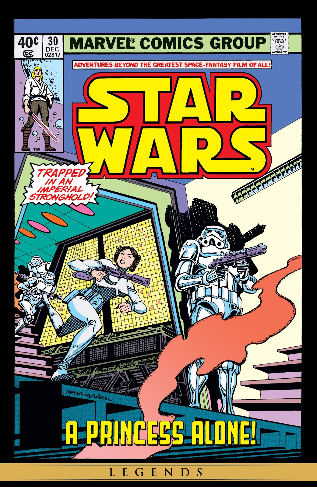 Read online Star Wars Legends: The Original Marvel Years - Epic Collection comic -  Issue # TPB 2 (Part 2) - 14