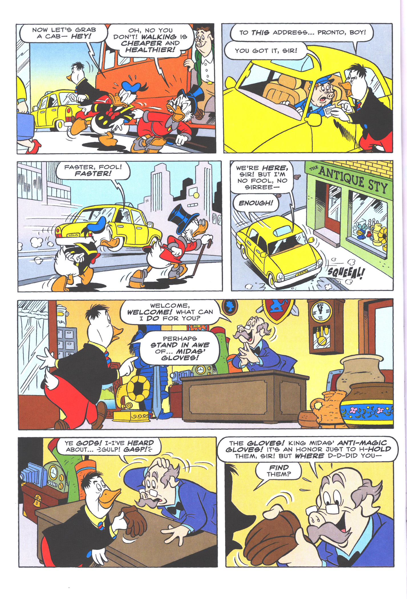 Read online Uncle Scrooge (1953) comic -  Issue #371 - 26