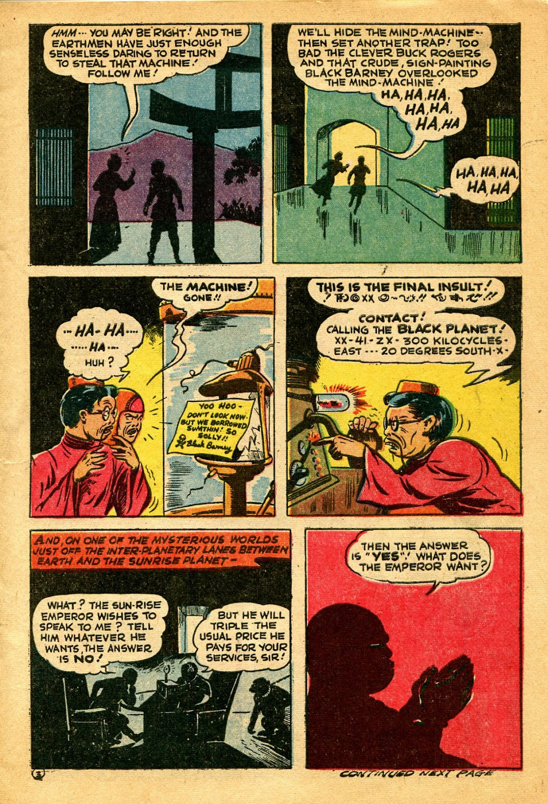 Read online Famous Funnies comic -  Issue #134 - 7