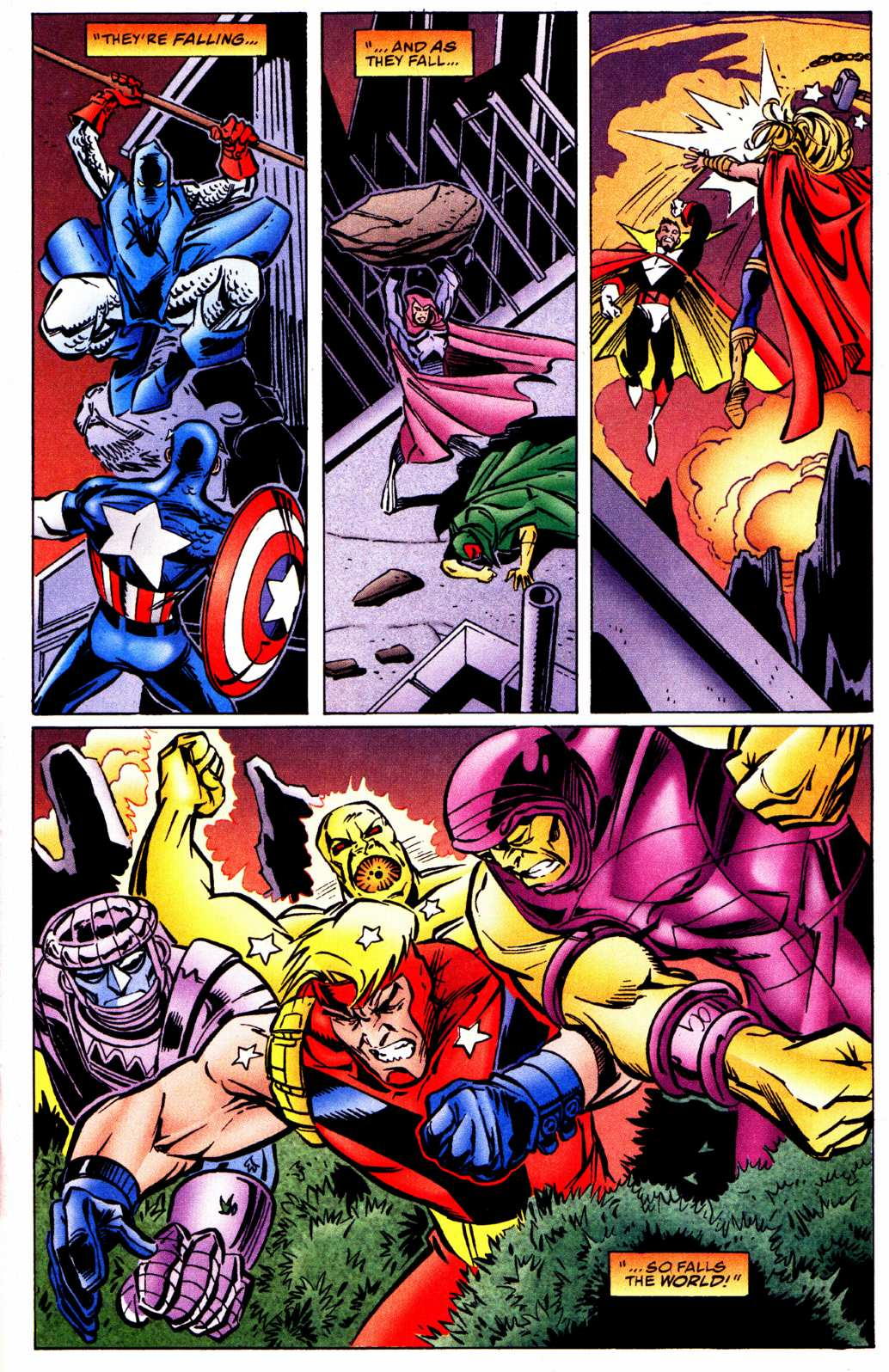 The Avengers (1963) 400 Page 17