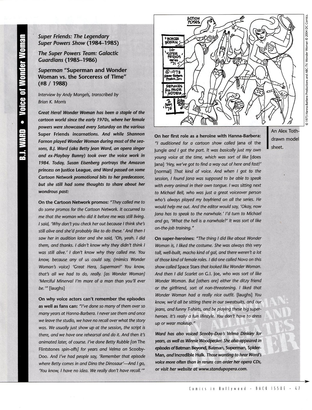 Back Issue issue 5 - Page 49