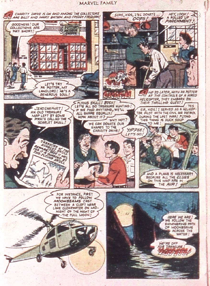 The Marvel Family issue 83 - Page 4
