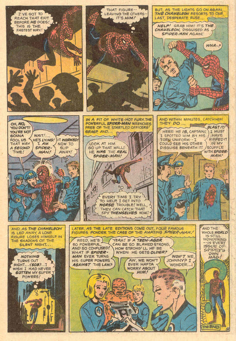 The Amazing Spider-Man (1963) _Annual_7 Page 10