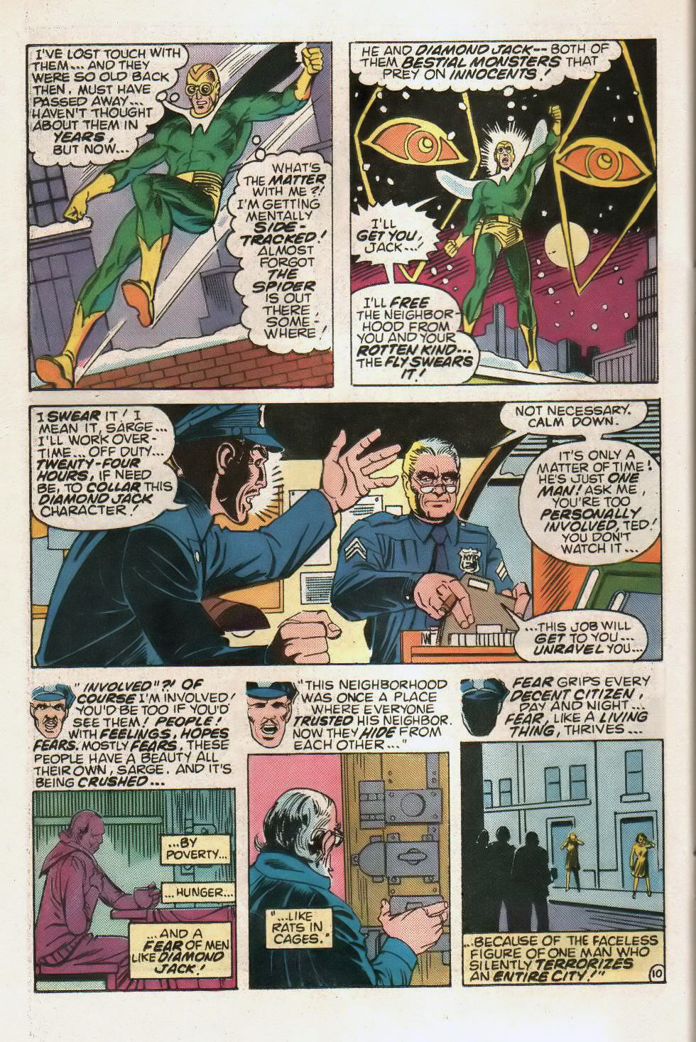 Read online The Fly (1983) comic -  Issue #2 - 20