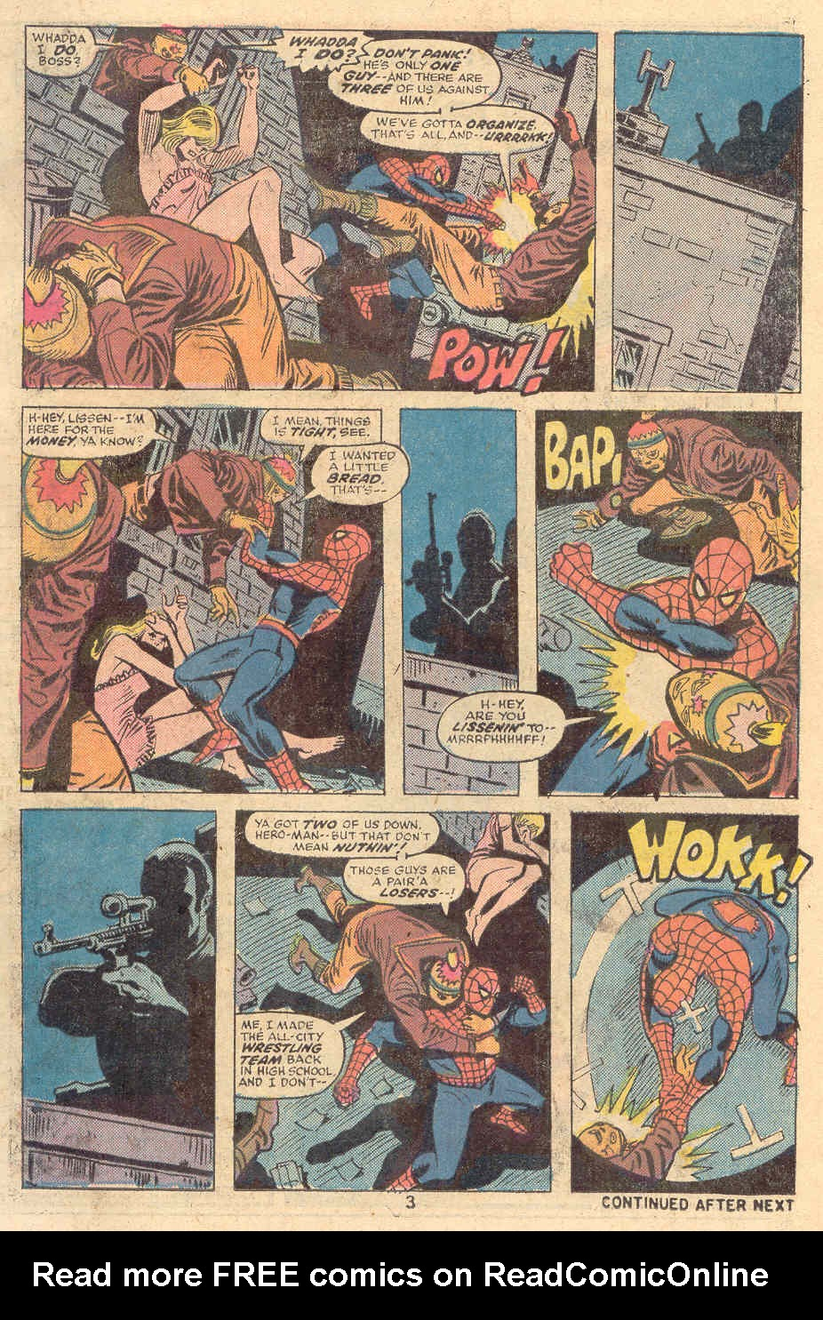 Giant-Size Spider-Man (1974) issue 4 - Page 4