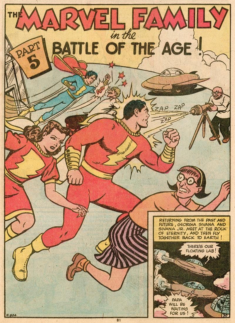 Read online Shazam! (1973) comic -  Issue #12 - 70