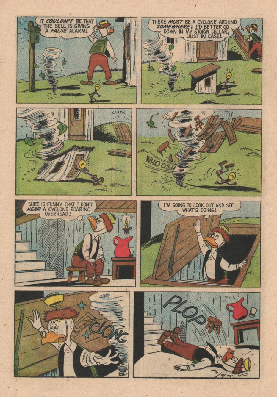 Read online Uncle Scrooge (1953) comic -  Issue #24 - 24
