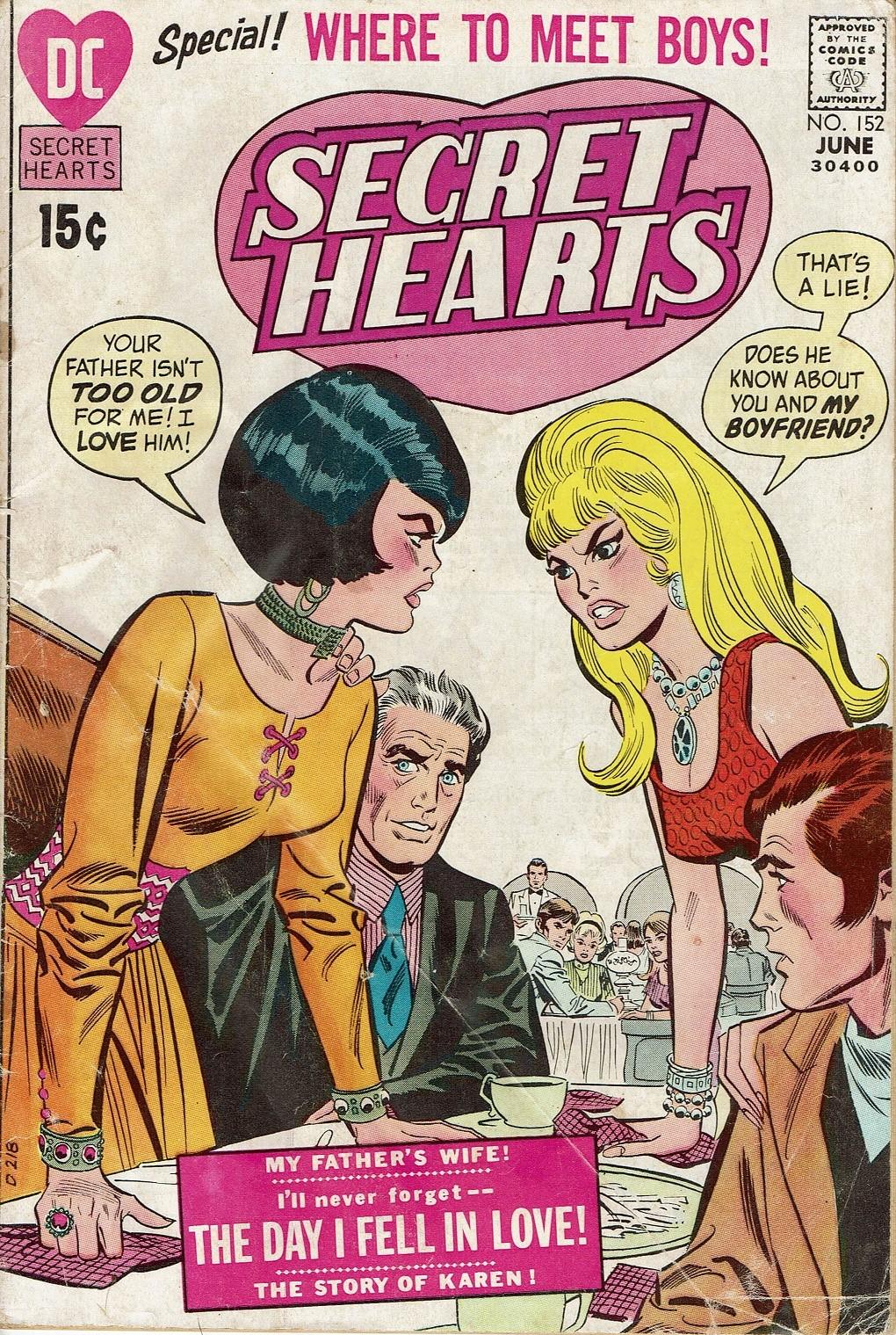 Secret Hearts 152 Page 1