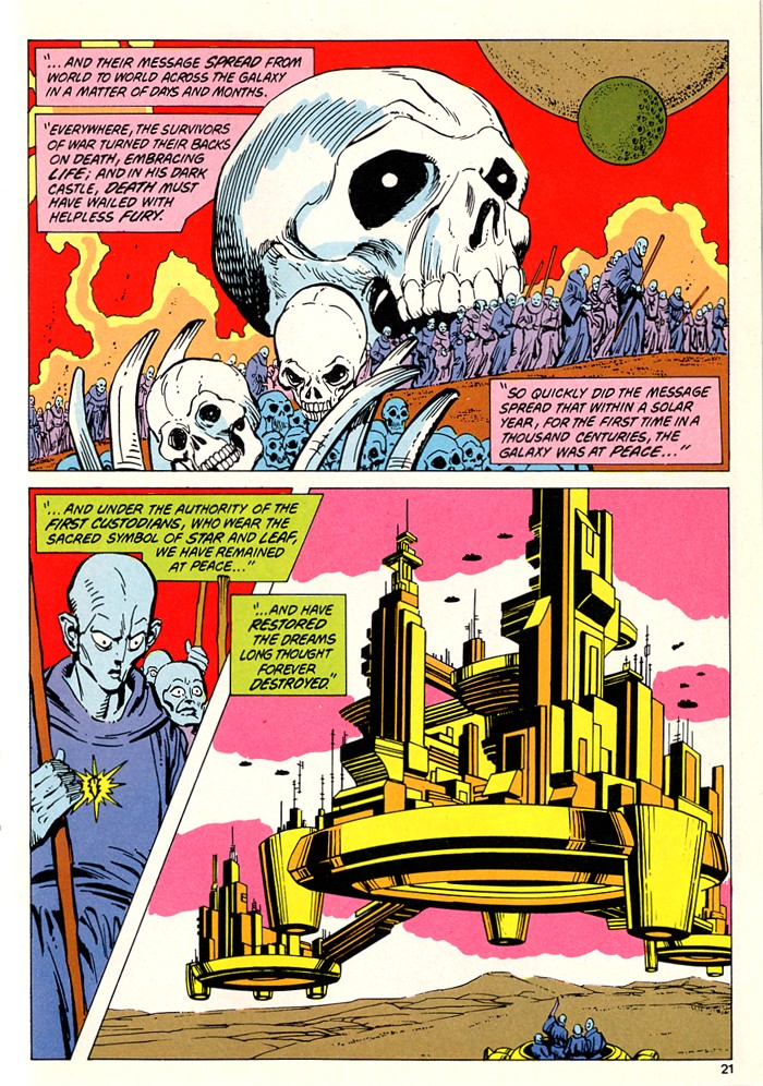 Read online Atari Force (1982) comic -  Issue #5 - 23