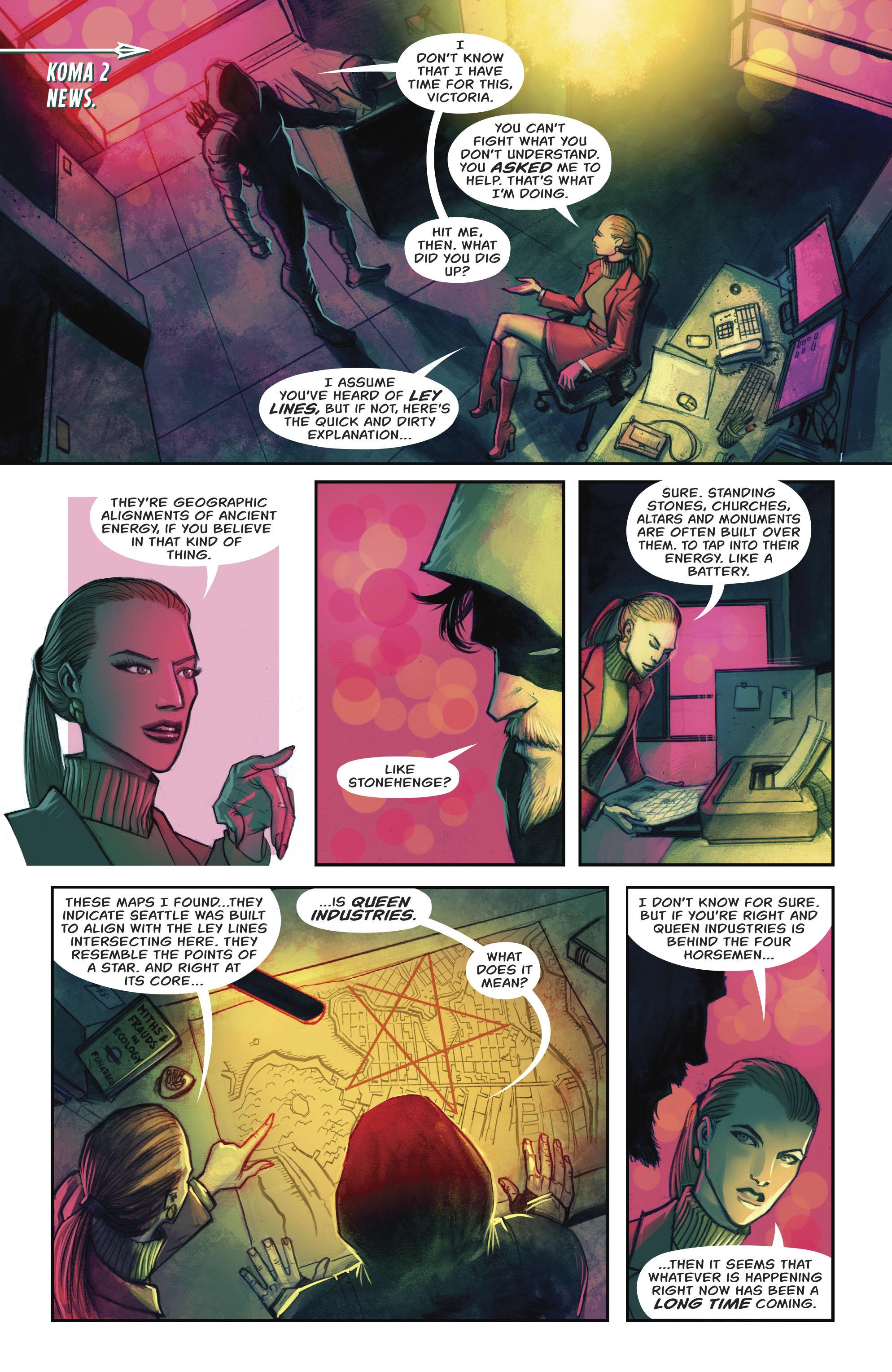 Read online Green Arrow (2016) comic -  Issue #22 - 17