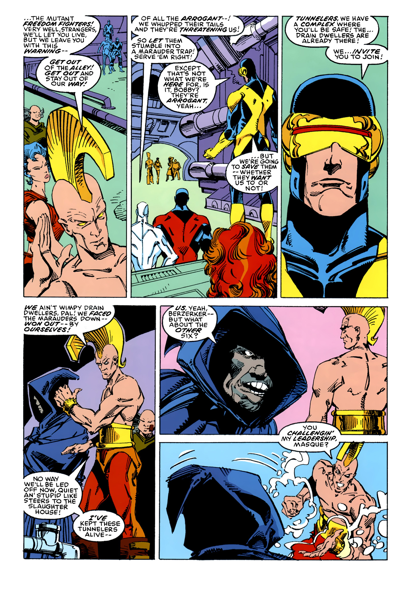 Read online X-Factor (1986) comic -  Issue #11 - 8