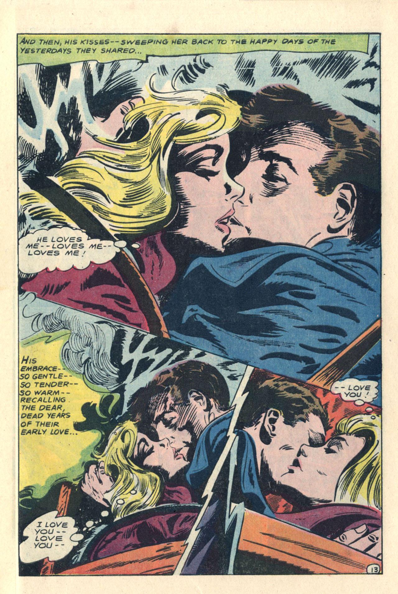 Read online Secret Hearts comic -  Issue #113 - 31