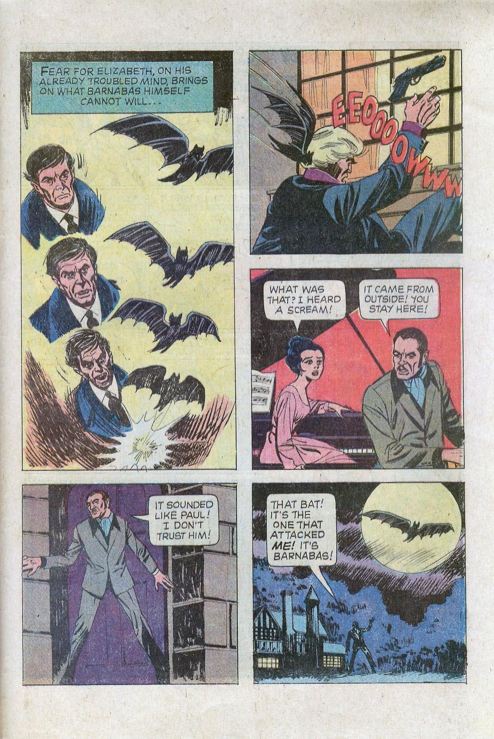 Dark Shadows (1969) issue 18 - Page 29