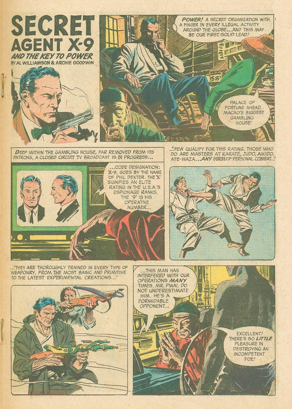 Flash Gordon (1966) issue 4 - Page 19