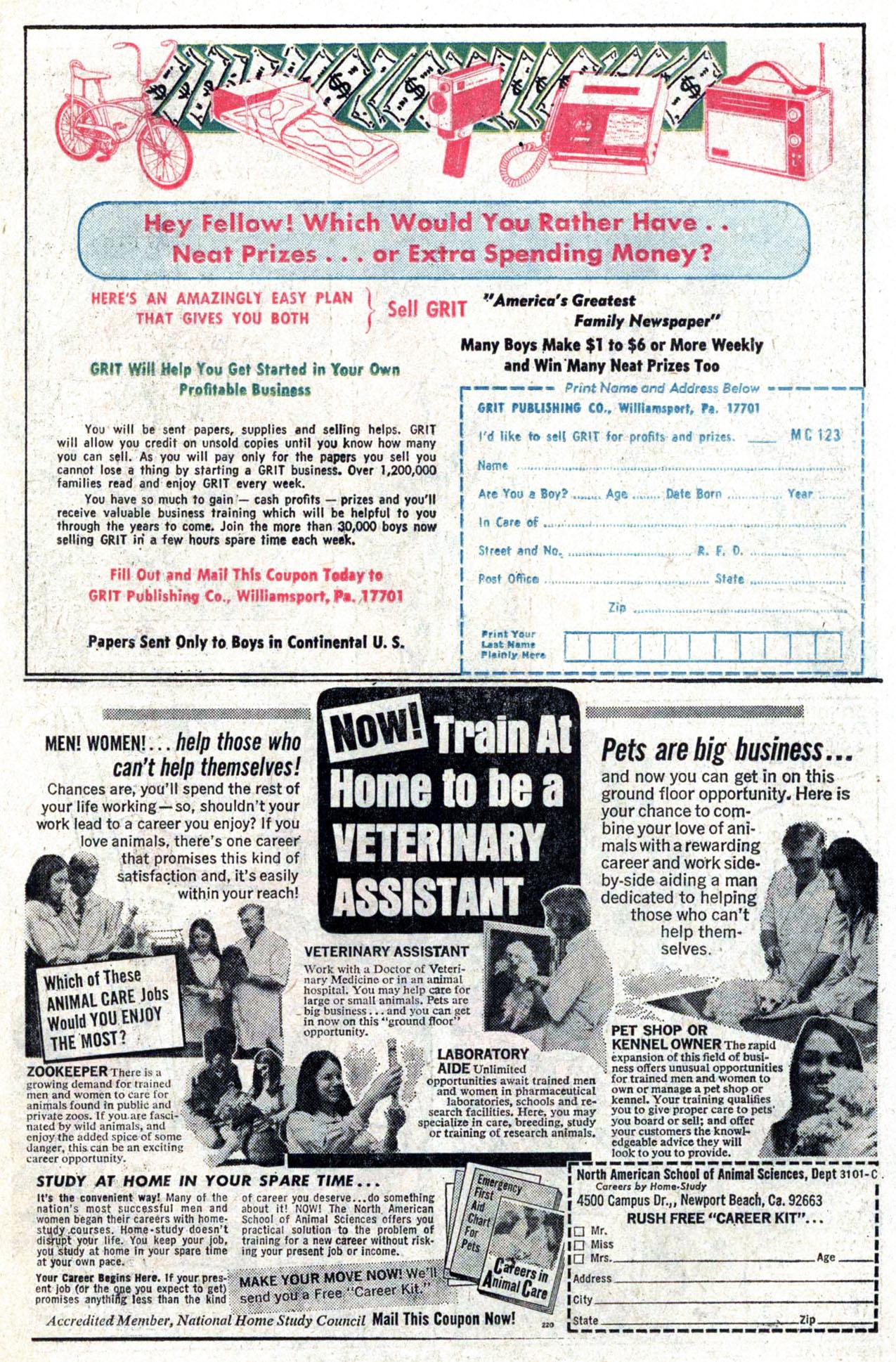 Read online Amazing Adventures (1970) comic -  Issue #22 - 21