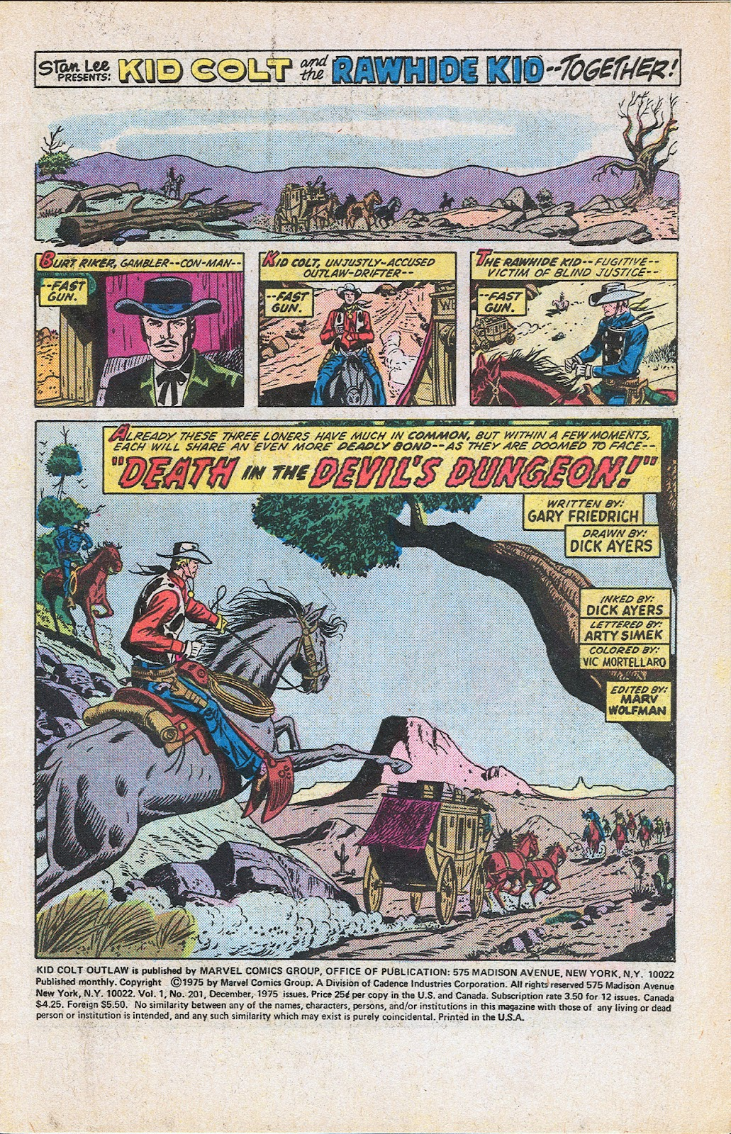 Kid Colt Outlaw issue 201 - Page 3