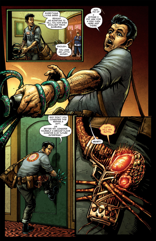 Read online Ballistic (2013) comic -  Issue #1 - 9