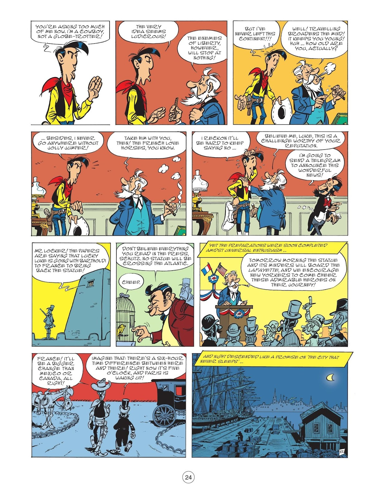 A Lucky Luke Adventure issue 71 - Page 26