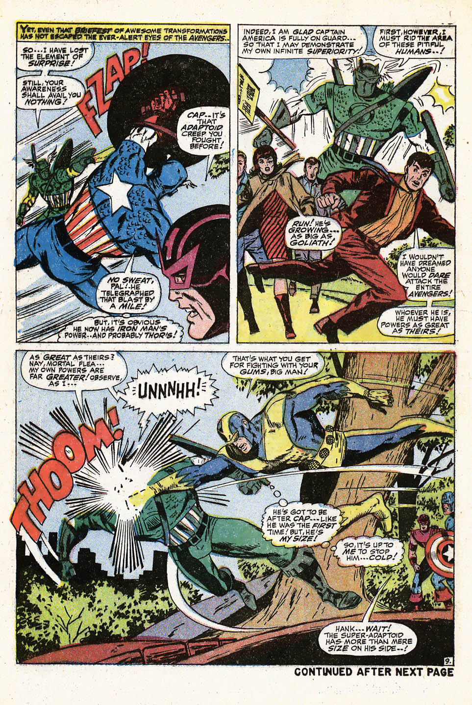 The Avengers (1963) 45 Page 9