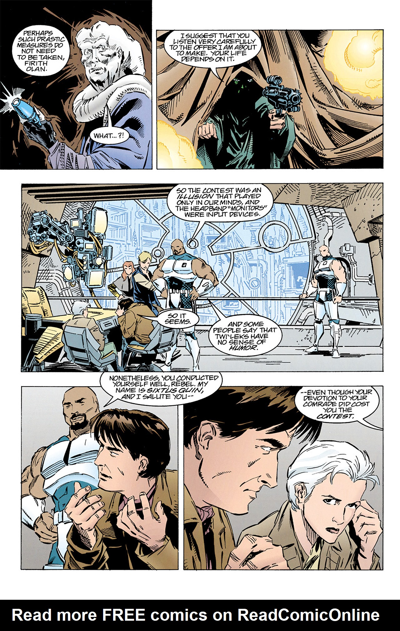 Read online Star Wars Omnibus comic -  Issue # Vol. 2 - 90