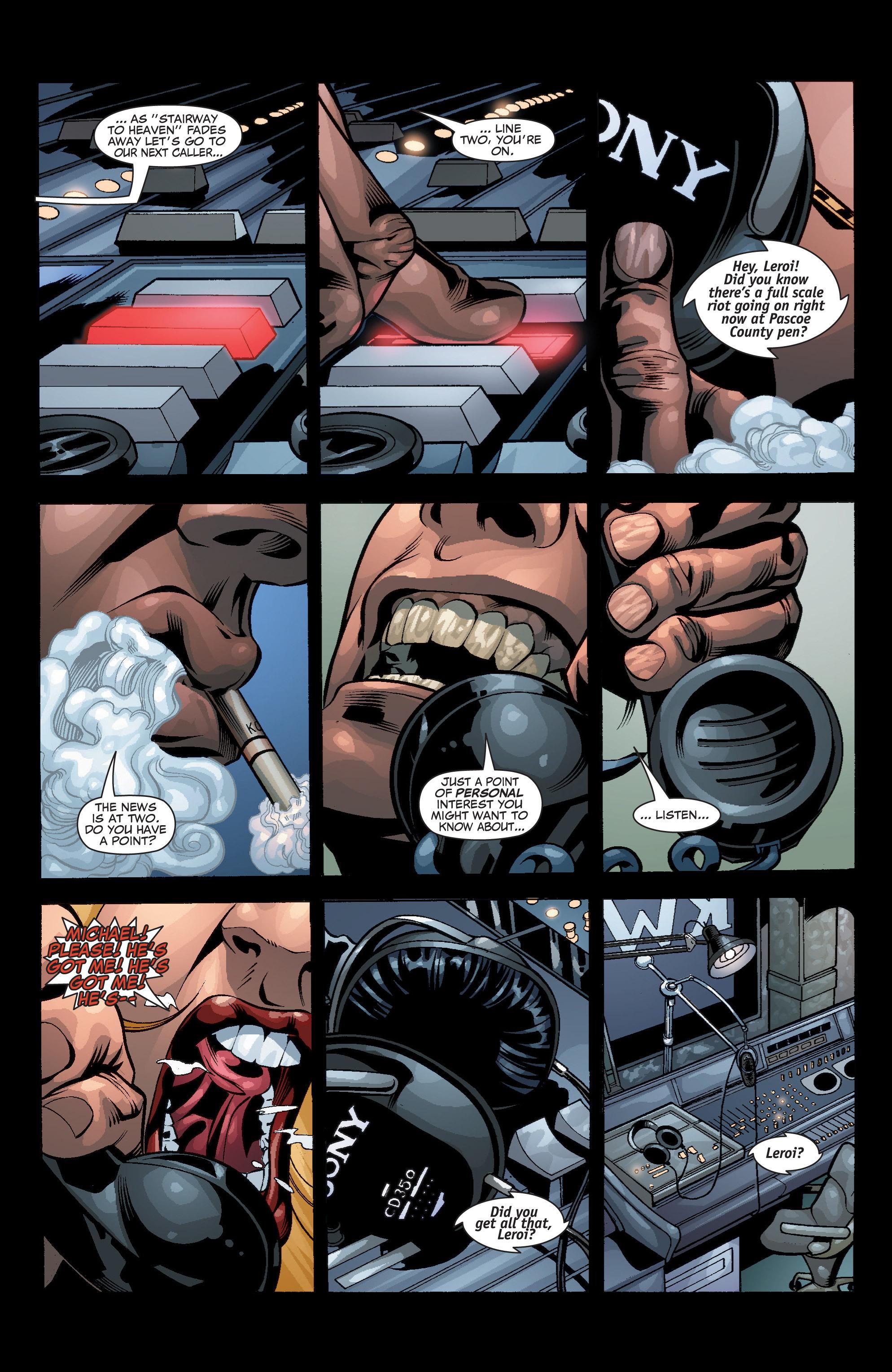 Read online Shadowman (1999) comic -  Issue #3 - 14