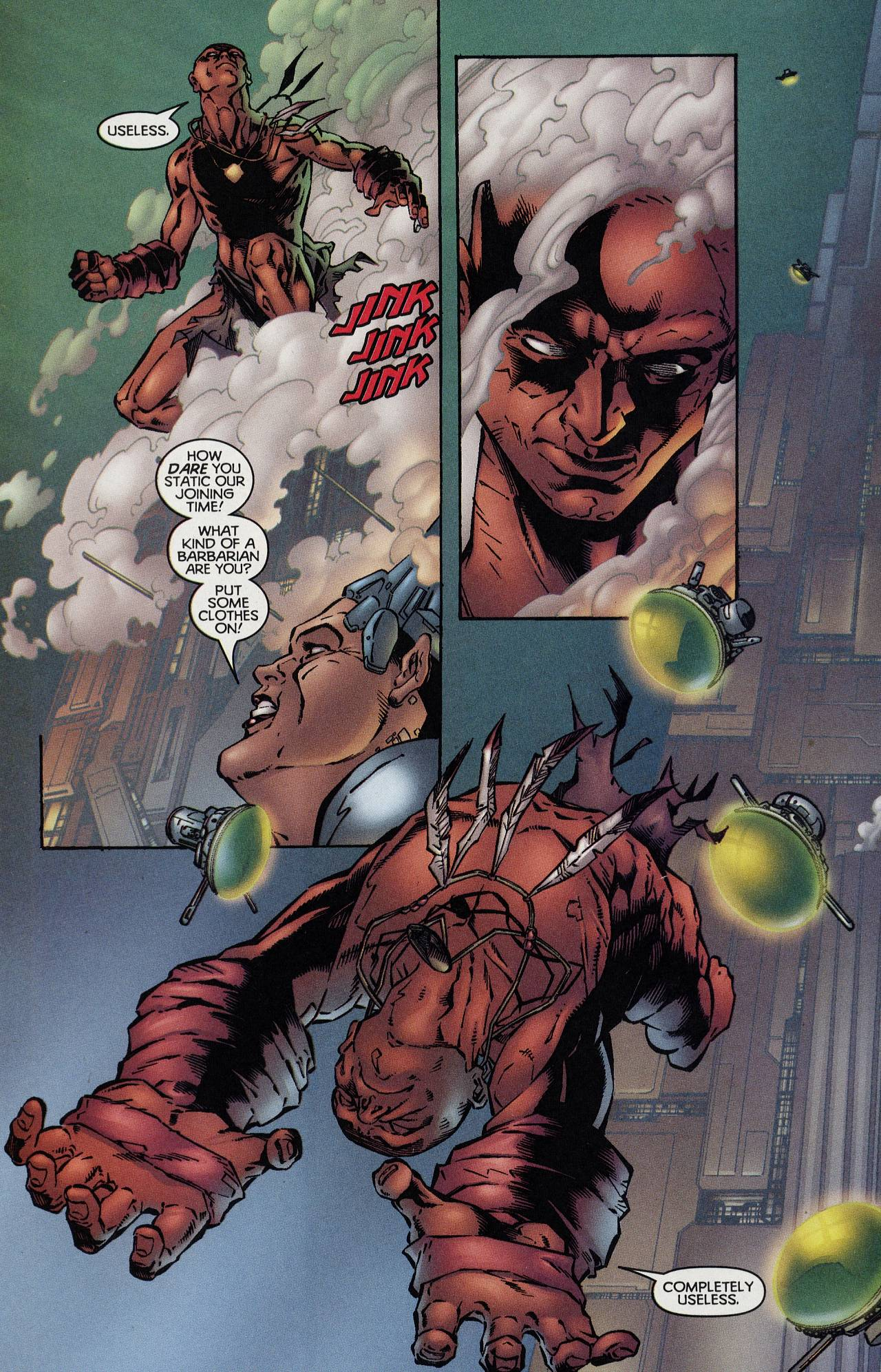Read online Turok: Tales of the Lost Land comic -  Issue # Full - 31