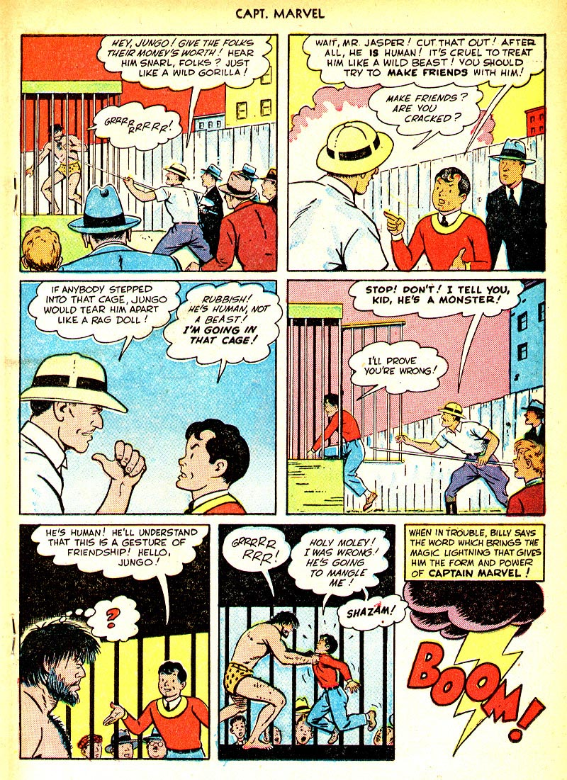 Captain Marvel Adventures issue 88 - Page 27