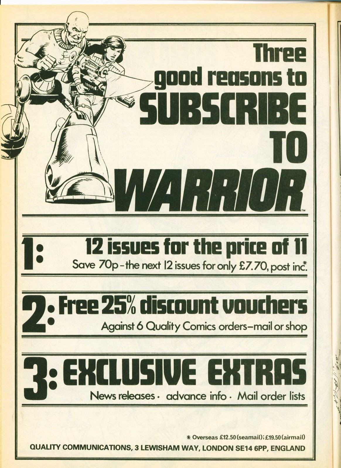Warrior Issue #24 #25 - English 14