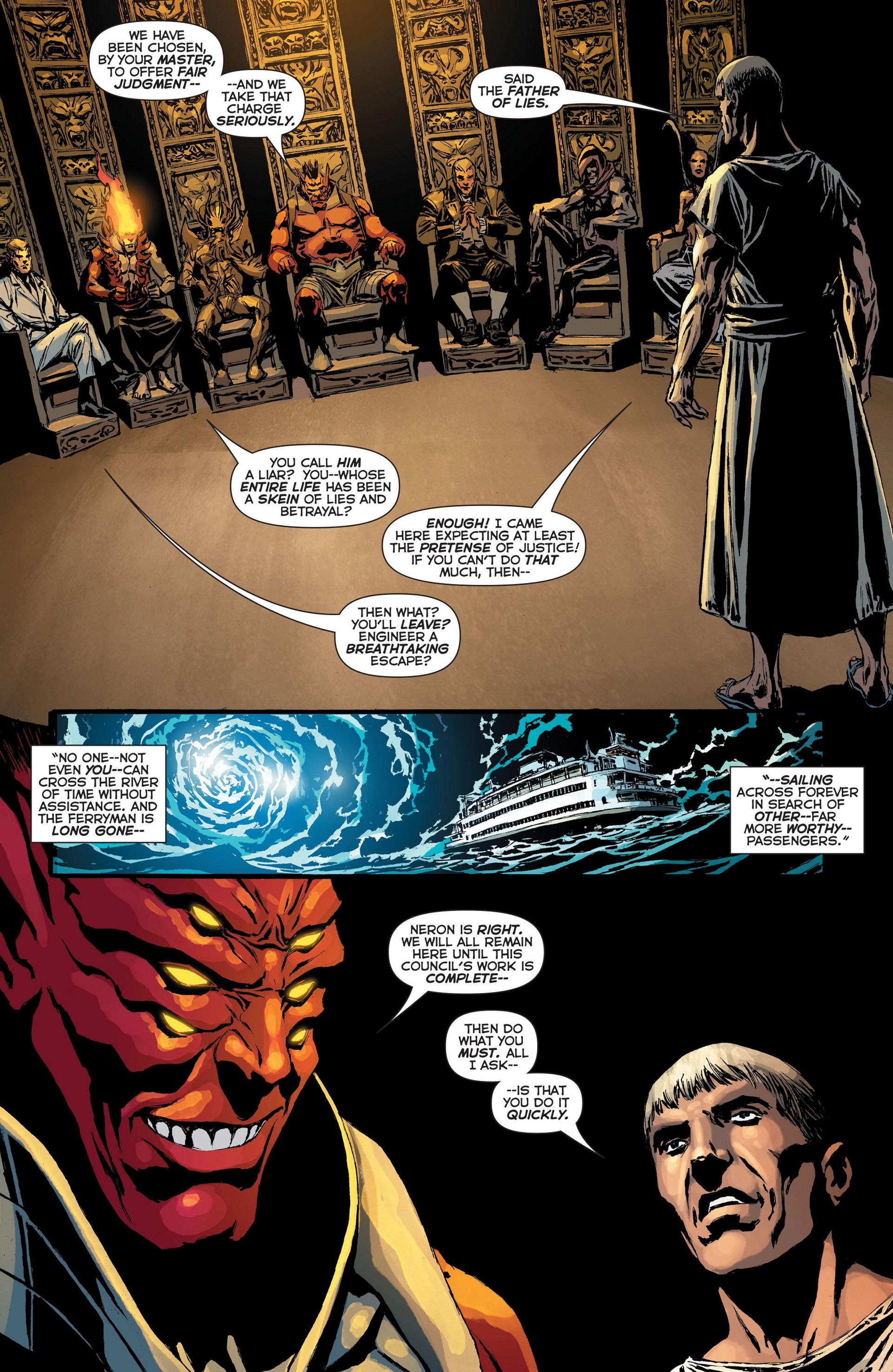 Read online Trinity of Sin: The Phantom Stranger: Futures End comic -  Issue # Full - 10