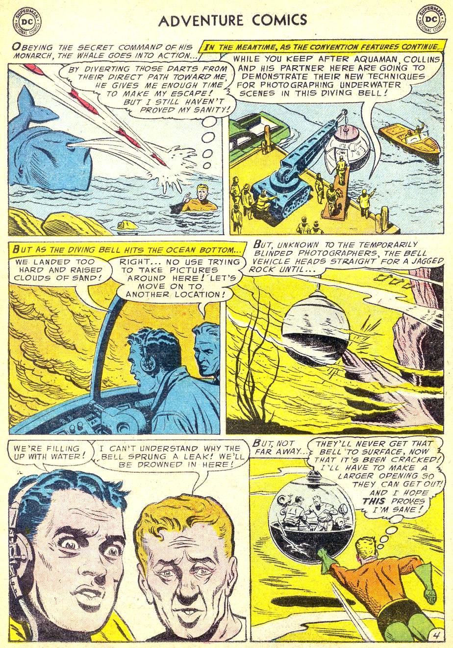 Read online Adventure Comics (1938) comic -  Issue #218 - 20