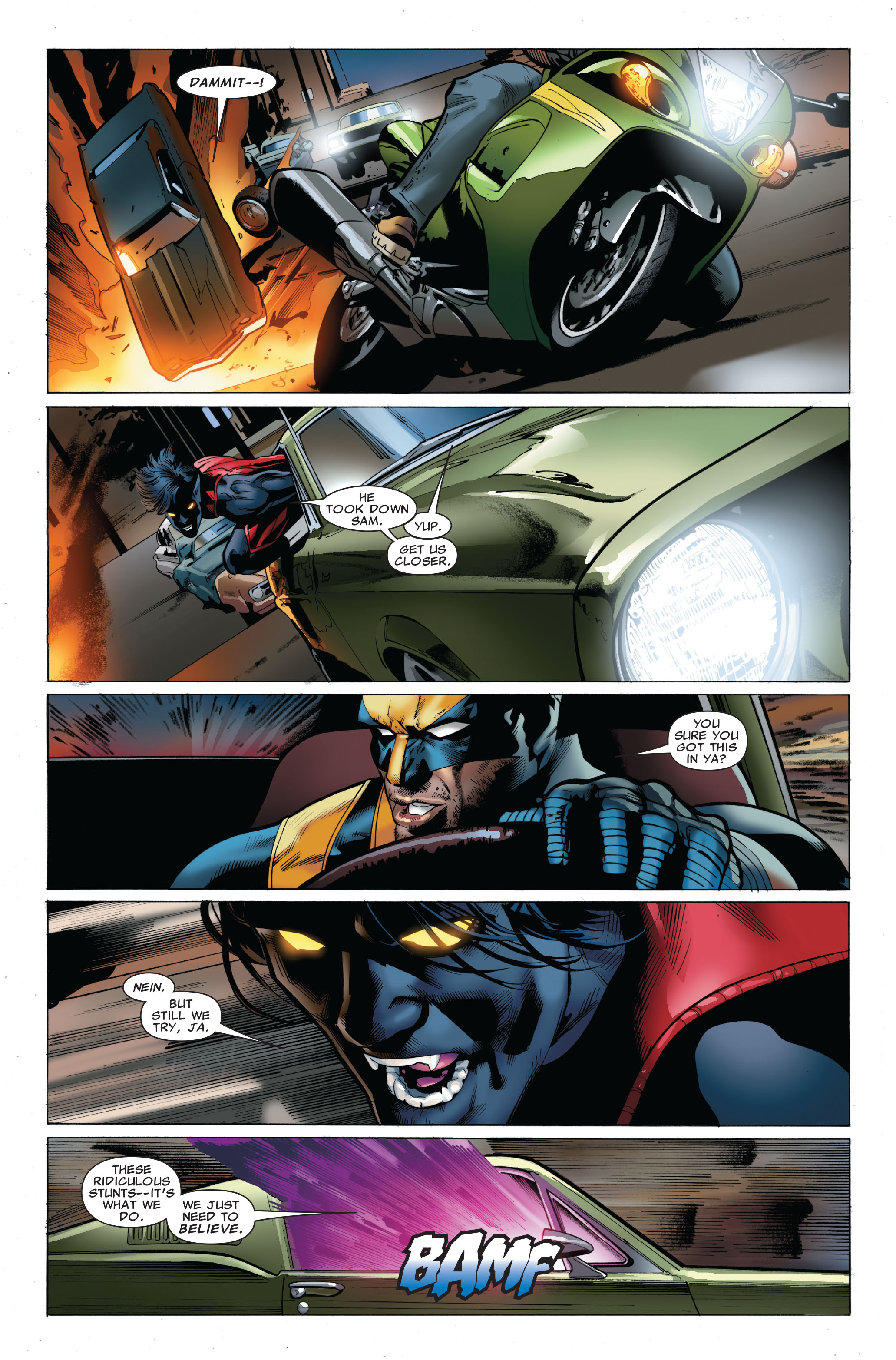 Read online Uncanny X-Men (1963) comic -  Issue #503 - 15