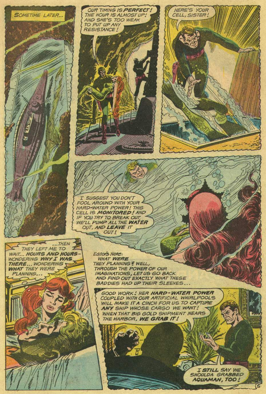 Read online Aquaman (1962) comic -  Issue #46 - 7