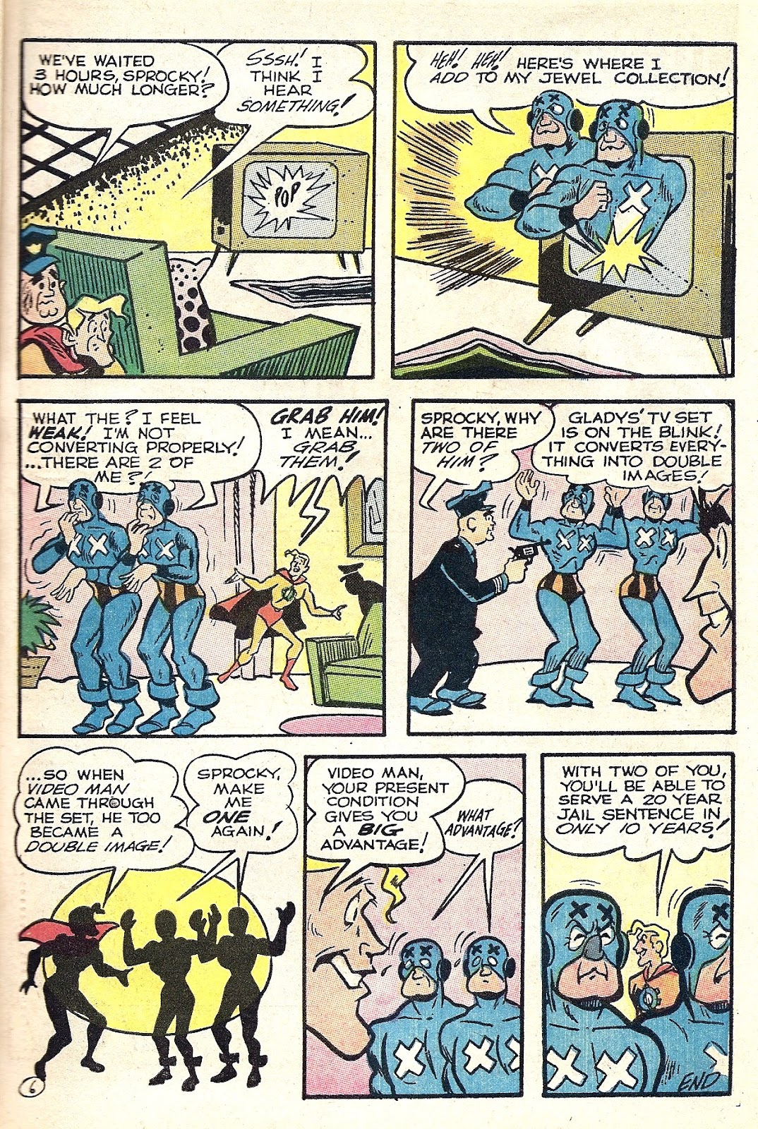 Archie's Madhouse issue Annual 6 - Page 19