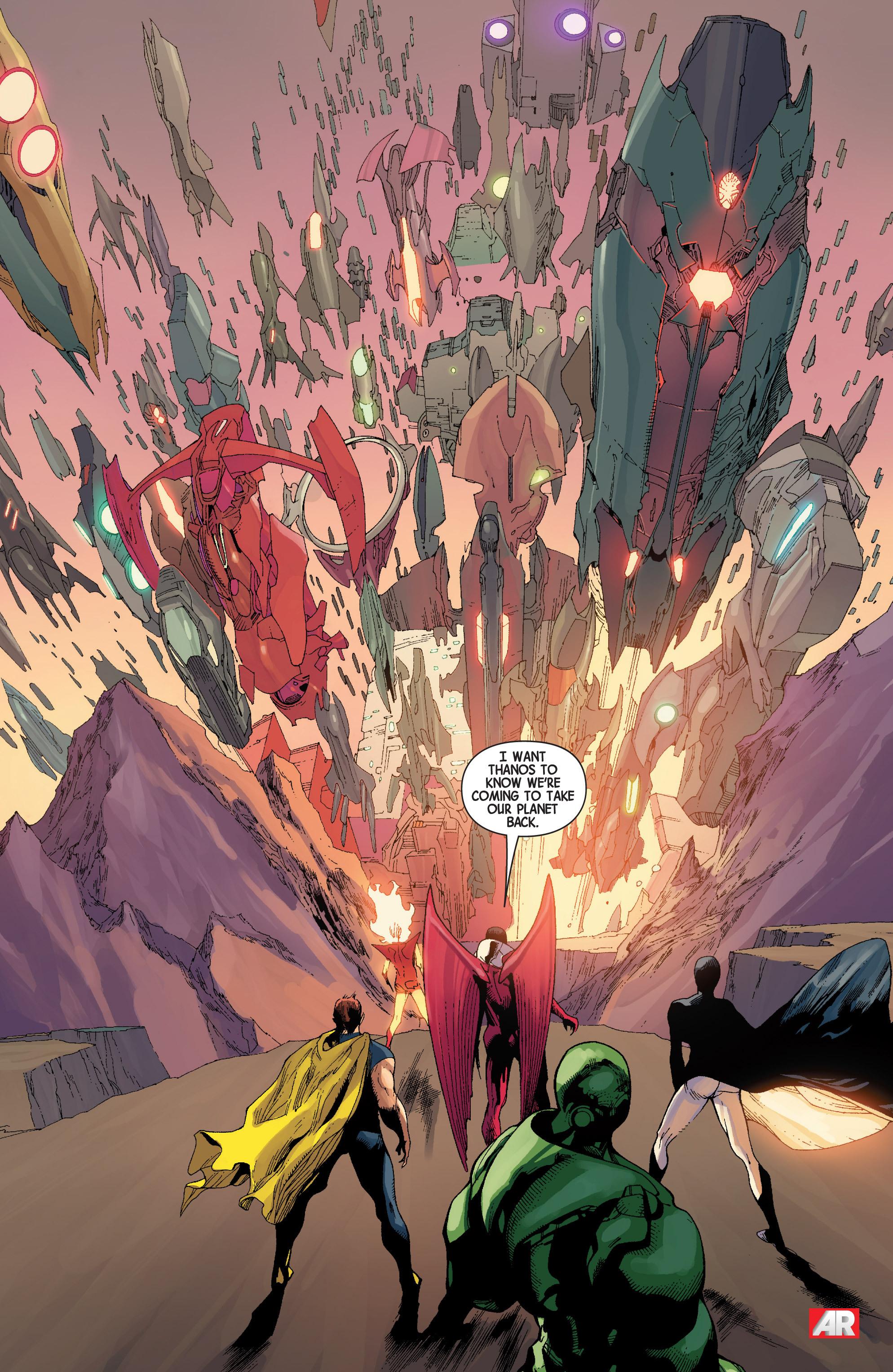 Read online Avengers (2013) comic -  Issue #Avengers (2013) _TPB 4 - 135