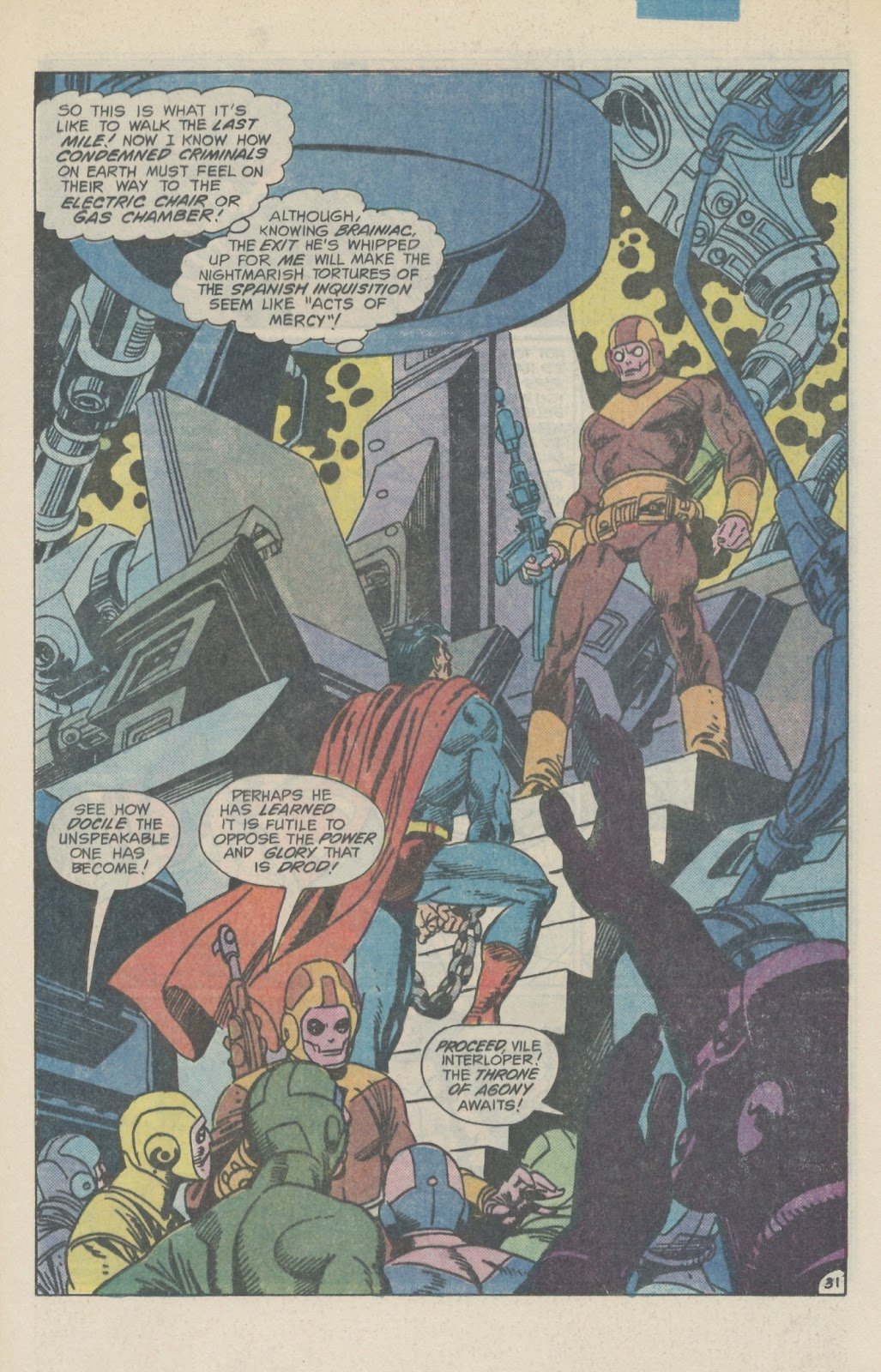 Read online Superman Special (1983) comic -  Issue #2 - 36