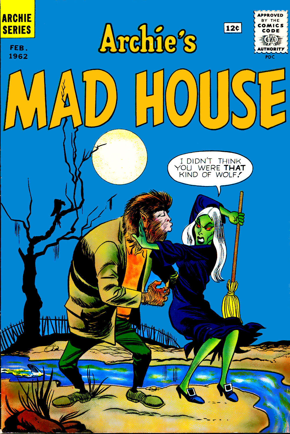 Archie's Madhouse issue 17 - Page 1