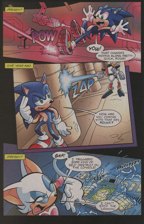 Read online Sonic Universe comic -  Issue #2 - 13