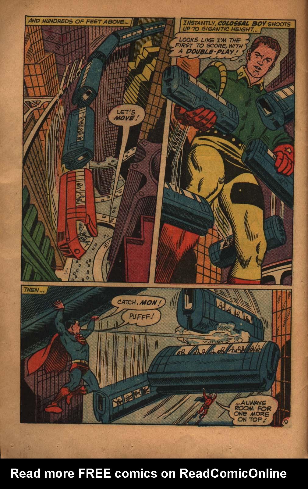 Read online Adventure Comics (1938) comic -  Issue #359 - 12