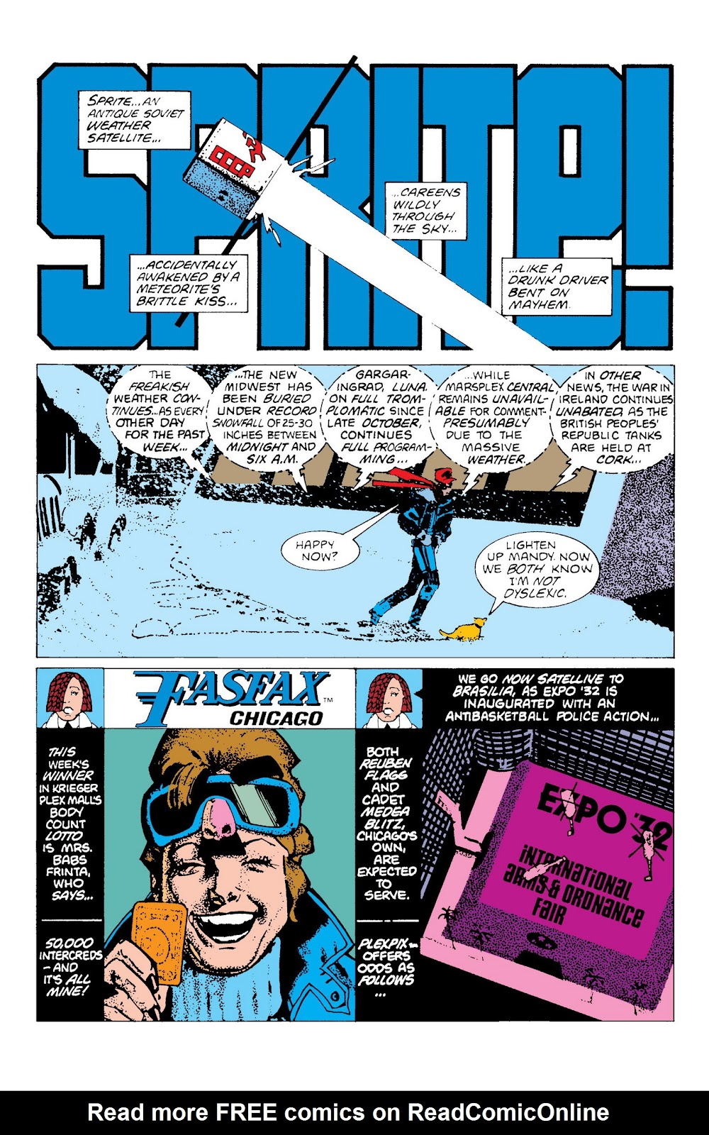 American Flagg! issue Definitive Collection (Part 2) - Page 77