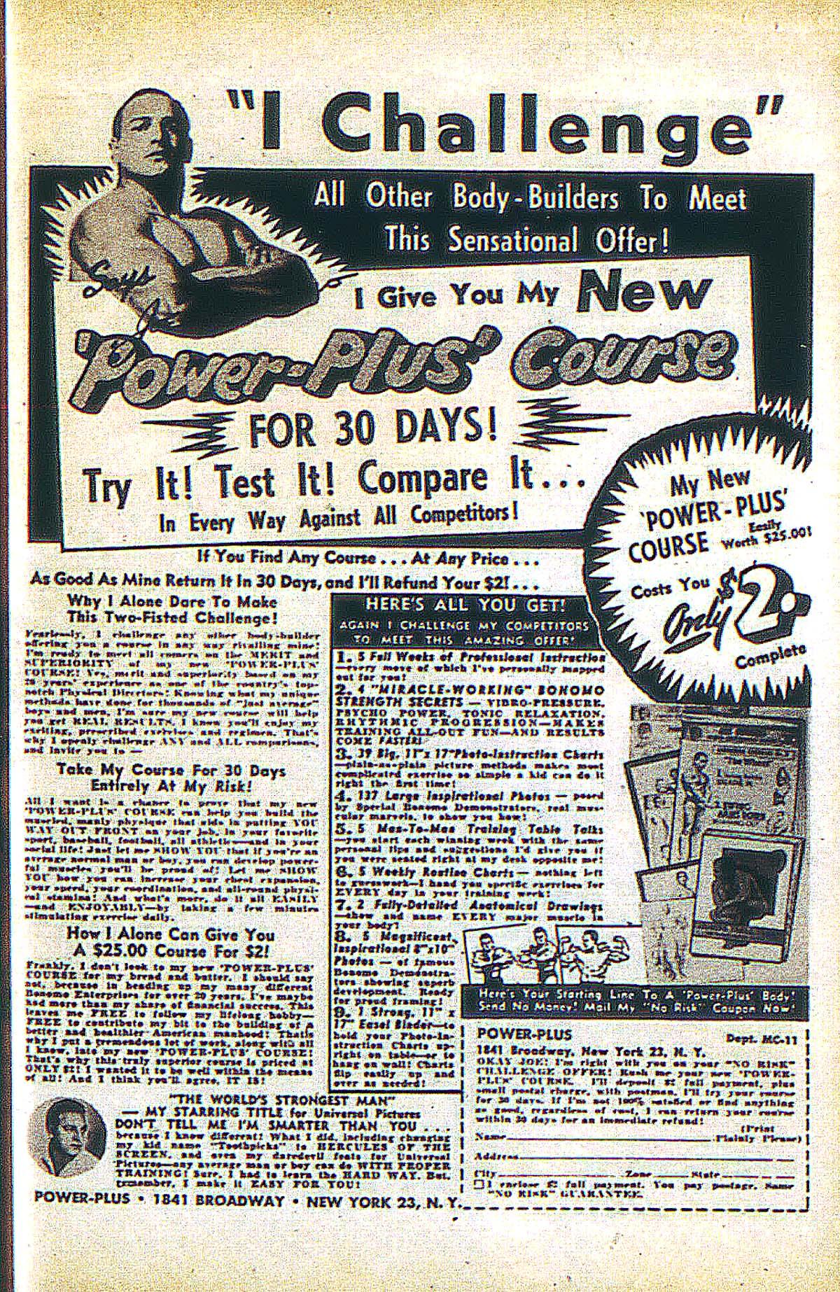 Read online Marvel Boy (1950) comic -  Issue #2 - 36
