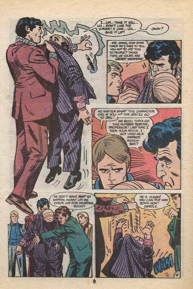 Read online Adventure Comics (1938) comic -  Issue #497 - 8