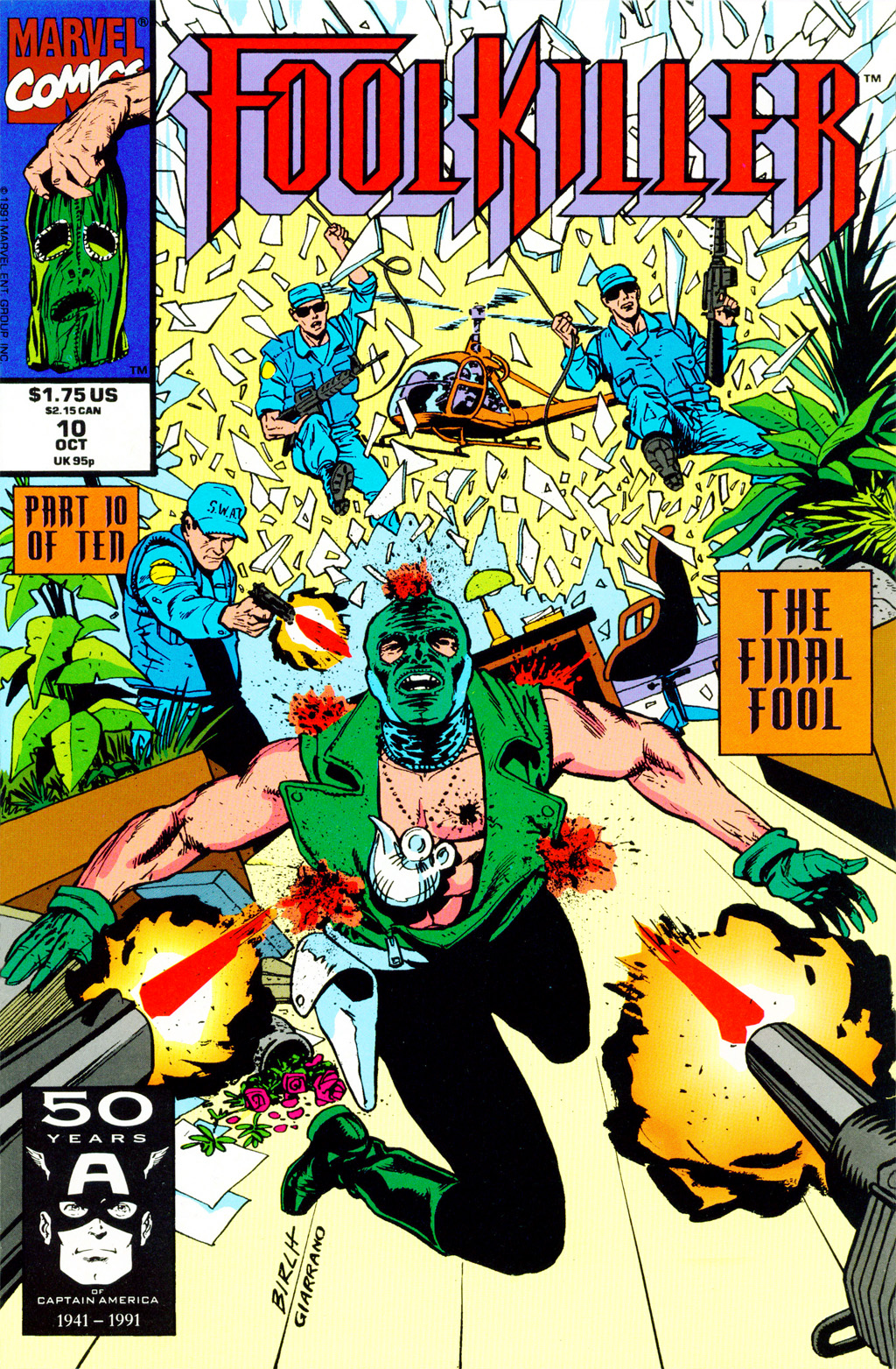 Foolkiller (1990) issue 10 - Page 1