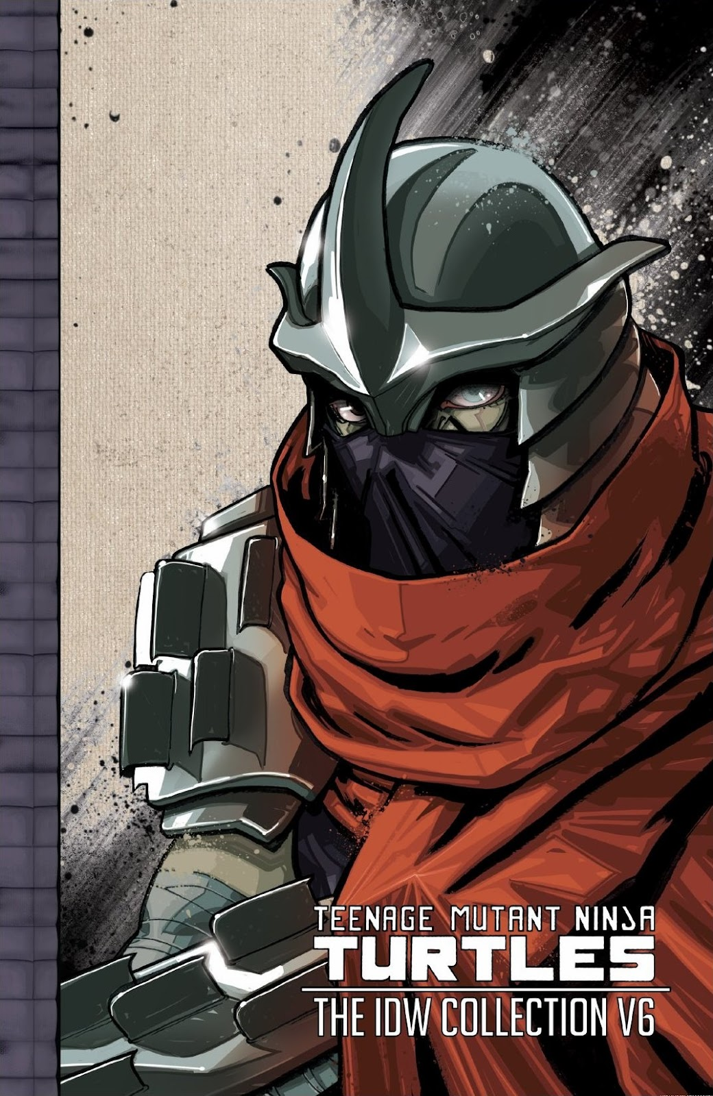 Read online Teenage Mutant Ninja Turtles: The IDW Collection comic -  Issue # TPB 6 (Part 1) - 1