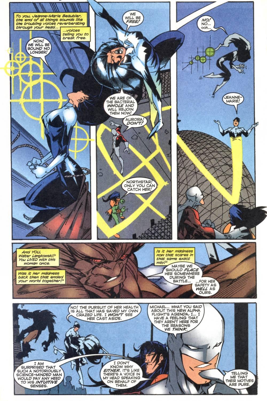 Read online Alpha Flight (1997) comic -  Issue #20 - 7